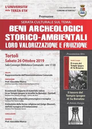 'Beni archeologici storico-ambientali e la loro valorizzazione', un convegno in Biblioteca