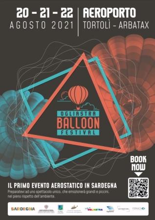 Al via la prima edizione dell'Ogliastra Ballon Festival